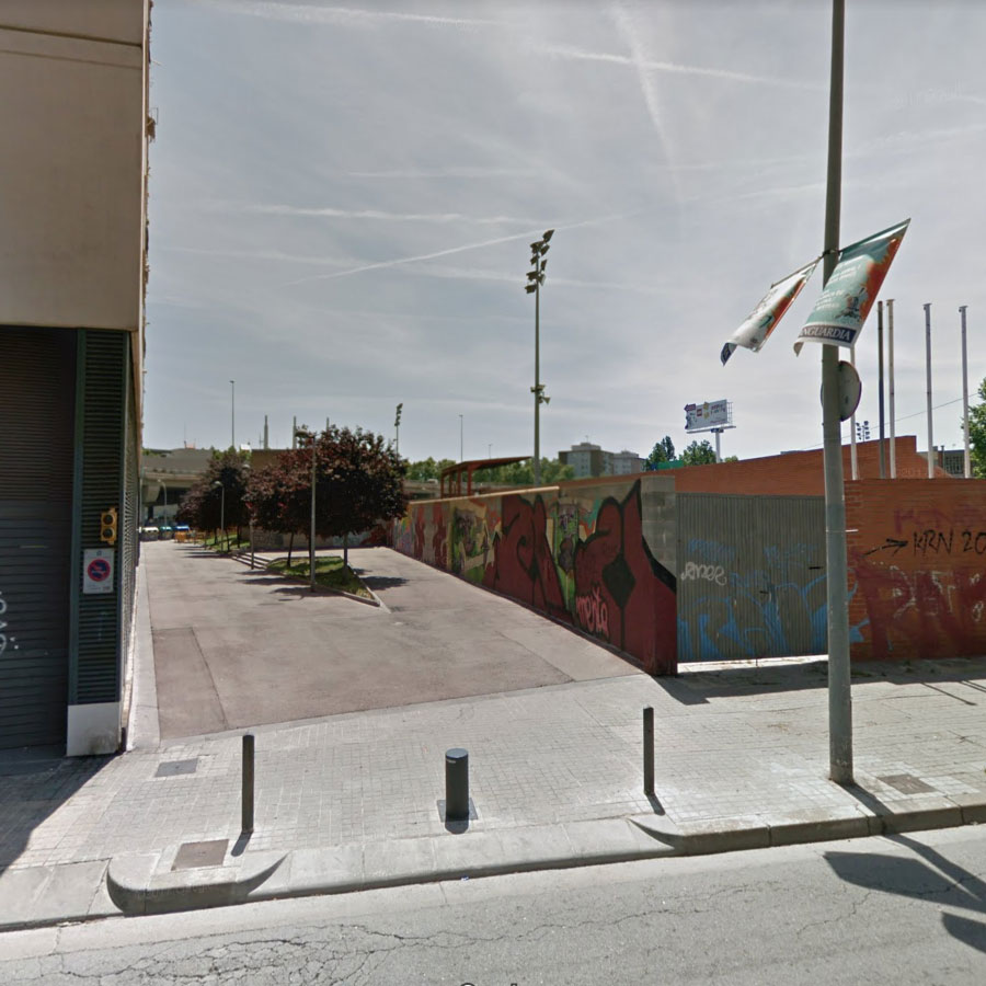 Badalona Sud Sports Facilities Access C