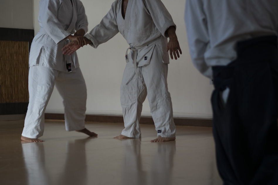 Aikido Musubi Aikido classes for beginners