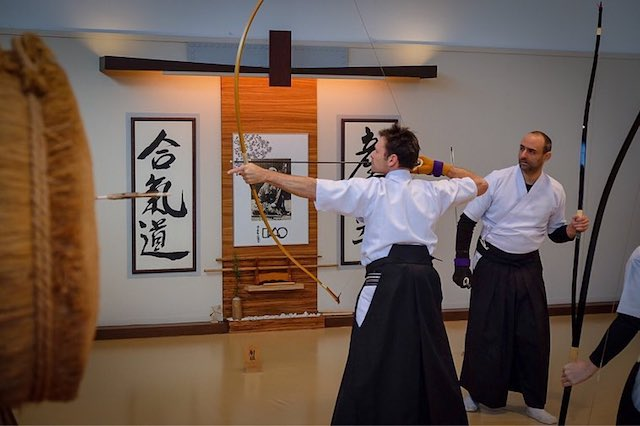 Aikido Musubi Classes de kyudo