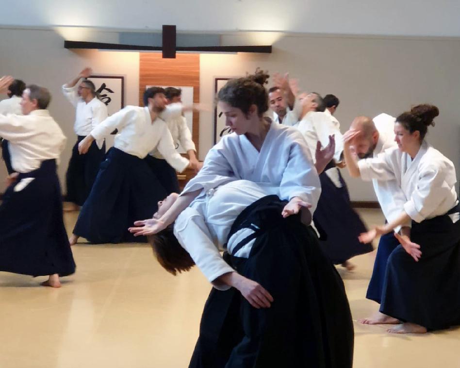 Aikido Musubi Aikido classes