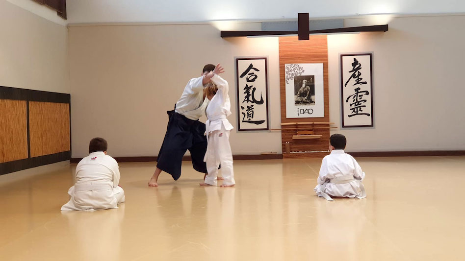 Aikido Musubi Aikido classes for children
