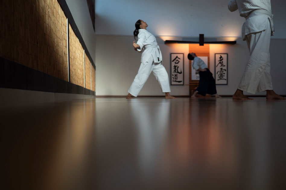 Aikido Musubi El nostre dojo