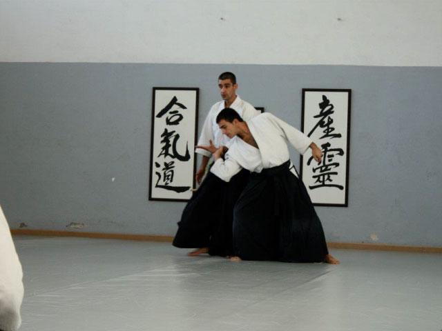 Aikido Musubi and Aikidojo Terrasa @ Aikido Musubi, 2008